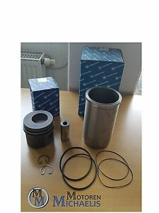 KS MWM TD226B 312 510 Zylinder Kolben Favorit 509 Fendt Farmer 310LSA