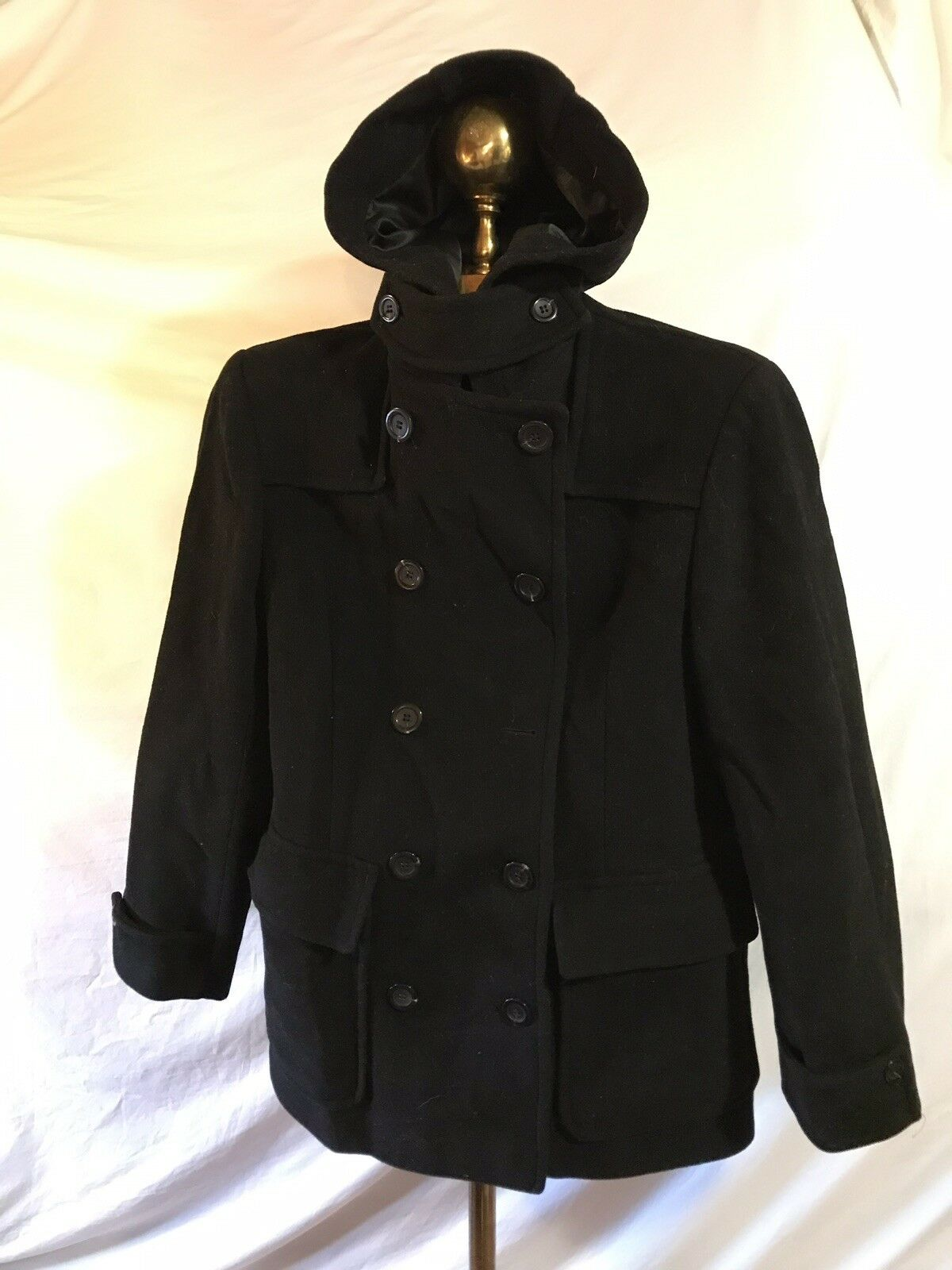 Vintage DKNY Women's Coat Size 4 Made in