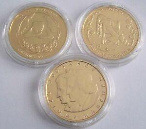 3 X 10 Euro Münze Grimm Märchen Schneewittchen Dornröschen