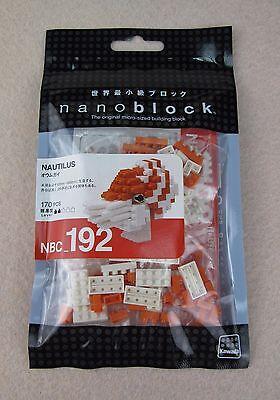 Nautilus Nanoblock