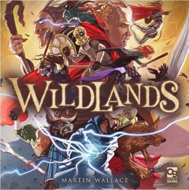 Wildles tavola gioco  4 player Core Set by Osprey giocos  essere molto richiesto