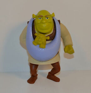 "2010 Ogre Warrior Princess Fiona 4.25/"" McDonald/'s Action Figure #5 Shrek 4"