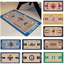 "NBA Teams  - 24"" x 44"" Basketball Court Runner Area Rug Floor Mat"