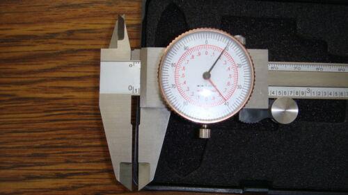 """BRAND NEW 300mm METRIC//0-12/""""   DUAL DIAL STAINLEES STEEL CALIPER"""