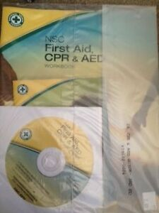 Title: NSC FIRST AID,CPR+AED WORKBOOK