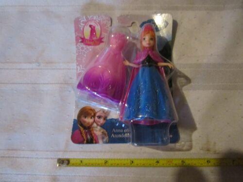 Disney Princess Frozen Anna Fairytale Castle Doll magiclip magic clip 2 dresses