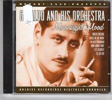 (GM142) Geraldo And His Orchestra, Moonlight Mood - 2001 CD