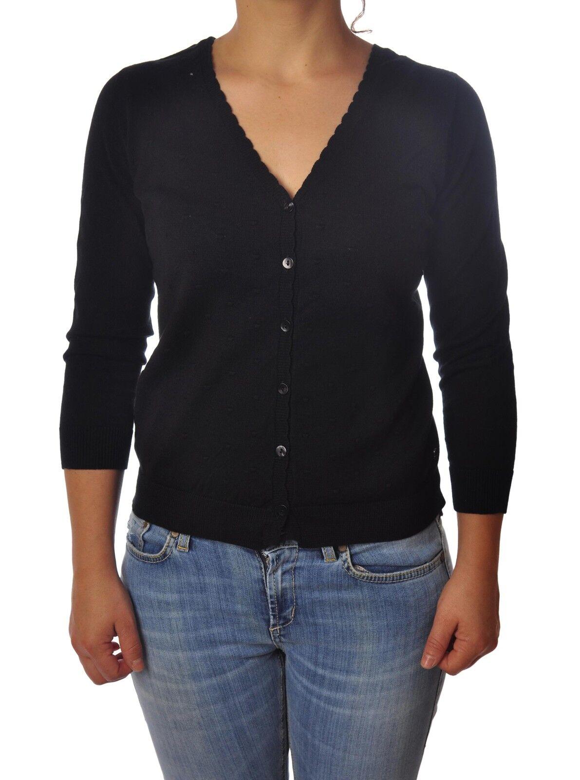 Ottod'ame  -  Cardigan - Female - schwarz - 3778329A184140
