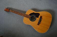 Vintage German Hoyer dreadnought acoustic guitar