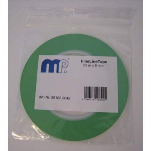 0,21€//1m Abdeckband  FineLine Tape 6mm