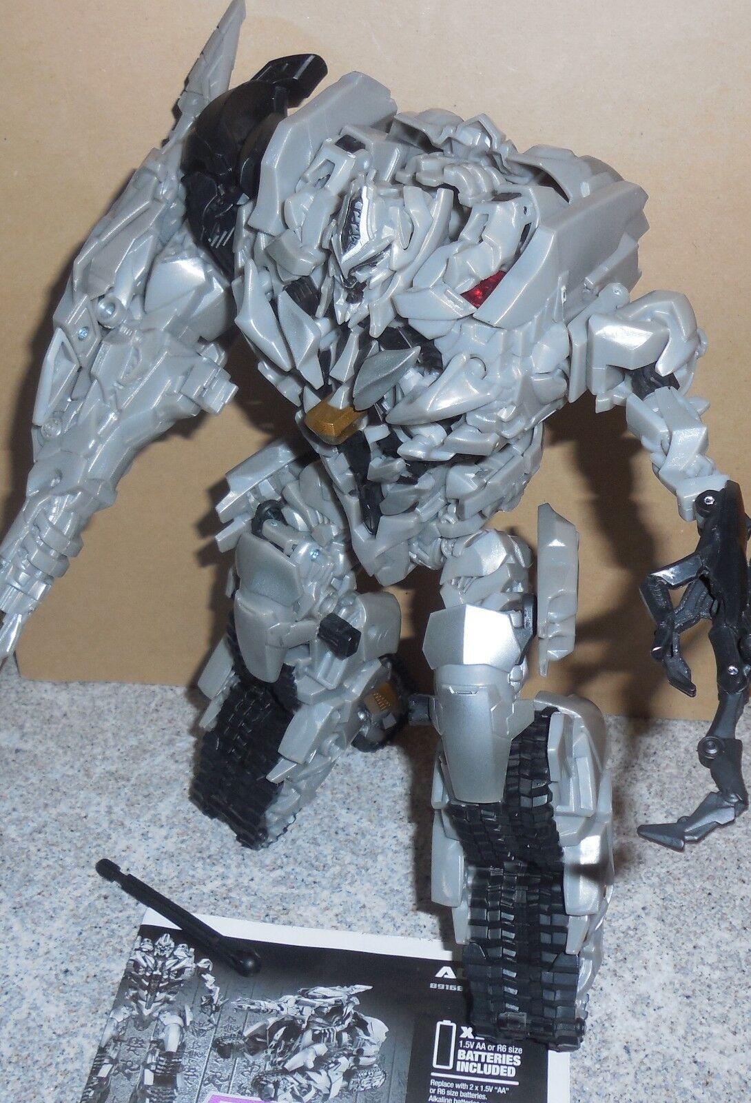 Transformers Revenge Of The Fallen MEGATRON Complete Leader Class redf