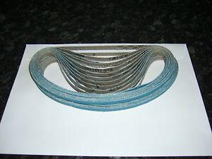 Ceramic Belts 50mm X 1830mm 2 Quot X72 Quot 40grit 5 Off