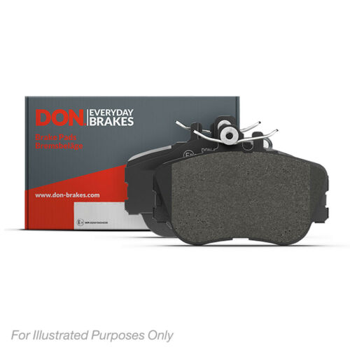 Fits Toyota Mark X ZIO 2.4 4WD Matching OE Quality DON Front Disc Brake Pads Set