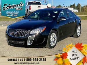 2015 Buick Regal GS Low Kms Htd Lthr Sunroof