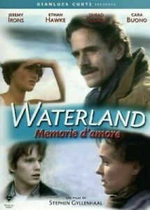 Waterland-Memorie-D-039-Amore-1992-DVD-NUOVO