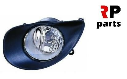 FOR TOYOTA YARIS 2006-2009 NEW FRONT BUMPER FOGLIGHT GRILLE AND LAMP PAIR SET