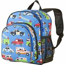 Wildkin Kids Action Vehicles Backpack Multi-colour for sale online ... 53ac296e900ee