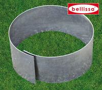 2 Stk. Bellissa Rasenkante Kreis Ø40 x H13 cm Beetumrandung Beeteinfassung 99672