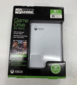 Seagate Xbox 2TB,External, 5400RPM, 2.5 inch (STEA2000417) Hard Drive, Brand New