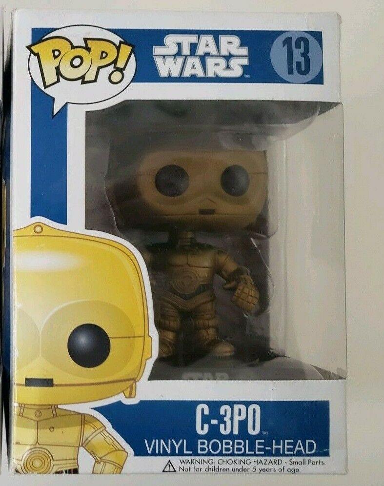 Funko POP Star Wars Figure C-3PO