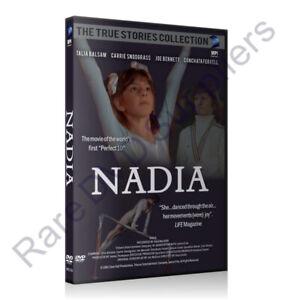 Nadia-Movie-1984-RARE-DVD-Film-story-of-Nadia-Comaneci-Olympic-Gymnast-NEW