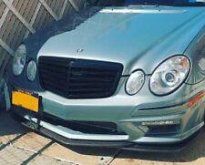 Bumper Tow Hook License Plate Mount Bracket For Mercedes C E S CLS CLK Class