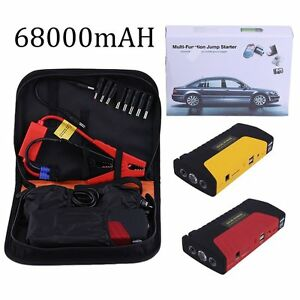 68000mah-Portable-Emergency-Start-Car-Jump-Starter-Power-Bank-3-Lights-With-BaCV