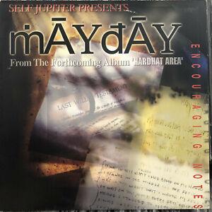 SELF-JUPITER-MAYDAY-12-034-2000-RARE-ELUSIVE-O-D-PROJECT-BLOWED