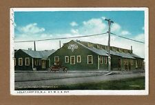 Camp Dix, NJ New Jersey, Life at Camp, Y.M.C.A. YMCA