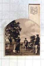 1937 Mrs Grosvenor British Lady Champion Clay Pigeon Shooting Stratford