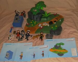 Playmobil 3136, 4269 and 3161 cambrioleurs, policiers, coffre fort et jardin - BANTRY, Cork, Ireland - Playmobil 3136, 4269 and 3161 cambrioleurs, policiers, coffre fort et jardin - BANTRY, Cork, Ireland