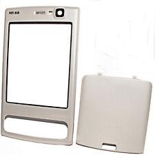 Gehäuse Cover Schale Oberschale Akkudeckel in Perlmutt Weiß für Nokia N95 8GB