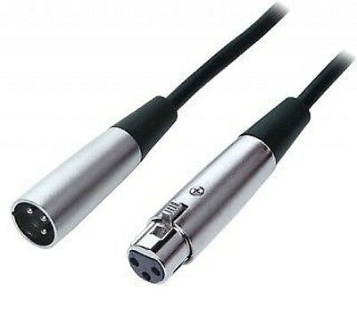 25 Pack Lot 3-Pin XLR Female Jack Coupler Gender Changer Mic Microphone Adapter