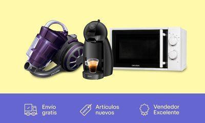 Electrodomésticos y accesorios de cocina