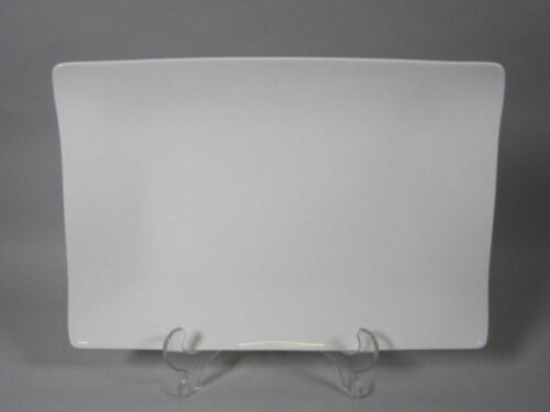 V /& B Eckige Speiseteller 30,5 x 21 cm Neuwertig NWH213