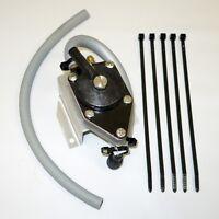 Johnson/evinrude 90-115 Hp Fuel Pump Fuel Pump For Vro2-4cyl W/o Oil 600-156-02