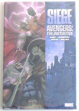 ESL2089. Marvel Comics Siege: Avengers - The Initiative HC Graphic Novel (2010)