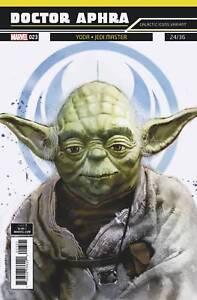 STAR-WARS-DOCTOR-APHRA-23-REIS-GALAC-F957-MARVEL-Comic-NEUWARE