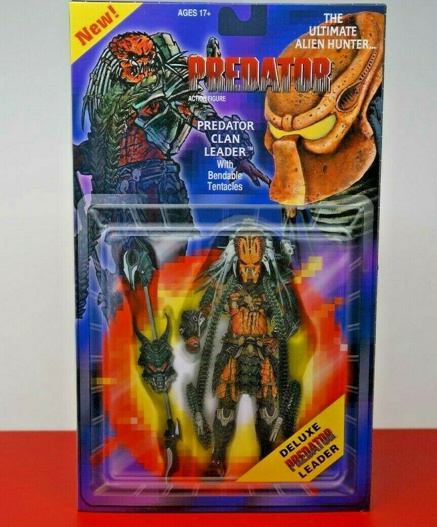 Neca 2016 ProugeATOR 7  Deluxe Clan leader avec pliable tentacules New in Box Authentic