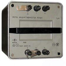 500 mkH Inductor Inductance Standard Calibrator  P5106 0.025%