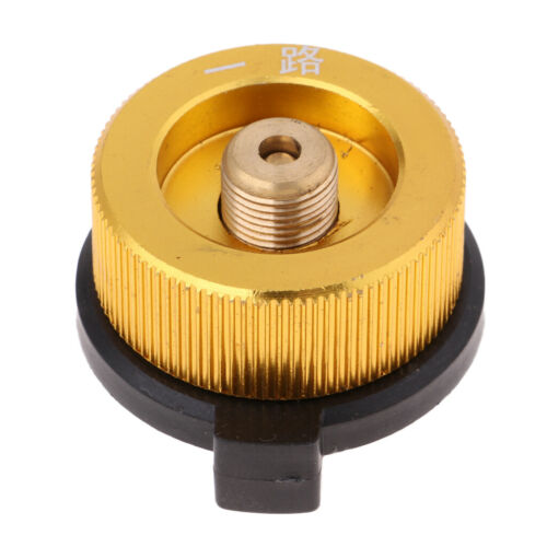Alloy Conversion Head Adaptor for Connecting Gas Stove and Butane Bottle