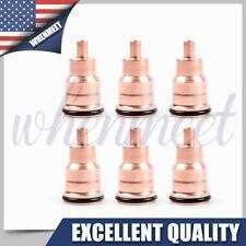 Injector Sleeve Tube Volvo D12d1316 Mack Mp7810 Oem3183368 Set Of 6 Copper