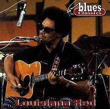 Blues-Classics-von-Louisiana-Red-CD-Zustand-gut