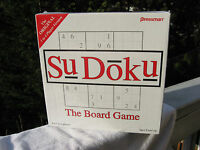 sudoku puzzle the board game by pressman original version 1 4 players Toys
