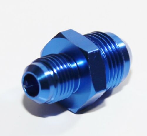 AN6 AN6 TO AN8 AN8 Male Adapter Fitting BLUE