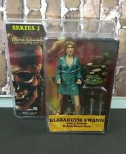 NEW Neca Series 2 Pirates of the Caribbean Elizabeth Swann Action Figure World's