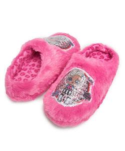 LOL Surprise Dolls Girls Slippers House