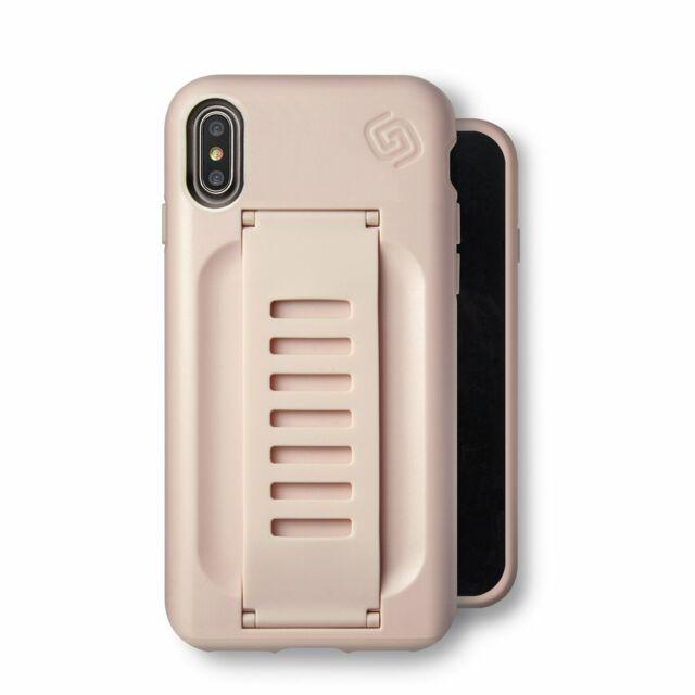 Iphone X Rosewwod Phone Case Grip2ü Gettagrip Enhanced Protection Grip Case For Sale Online