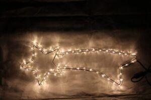 Led Weihnachtsbeleuchtung Komet.Details Zu Led Sternschnuppe 3d Figur Lichtschlauchfigur Komet Weihnachtsbeleuchtung Wd18