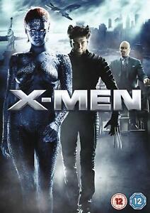 X-Men-DVD-Hugh-Jackman-Good-Condition-Free-Shipping